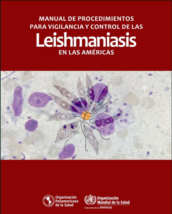 Manual de procedimientos para vigilancia y control de las leishmaniasis en las Américas