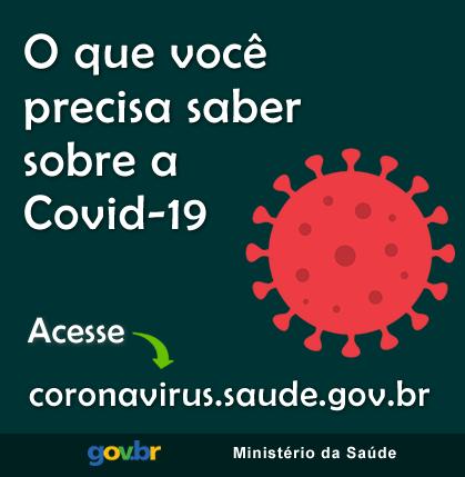 O que você precisar saber sobre a Covid-19